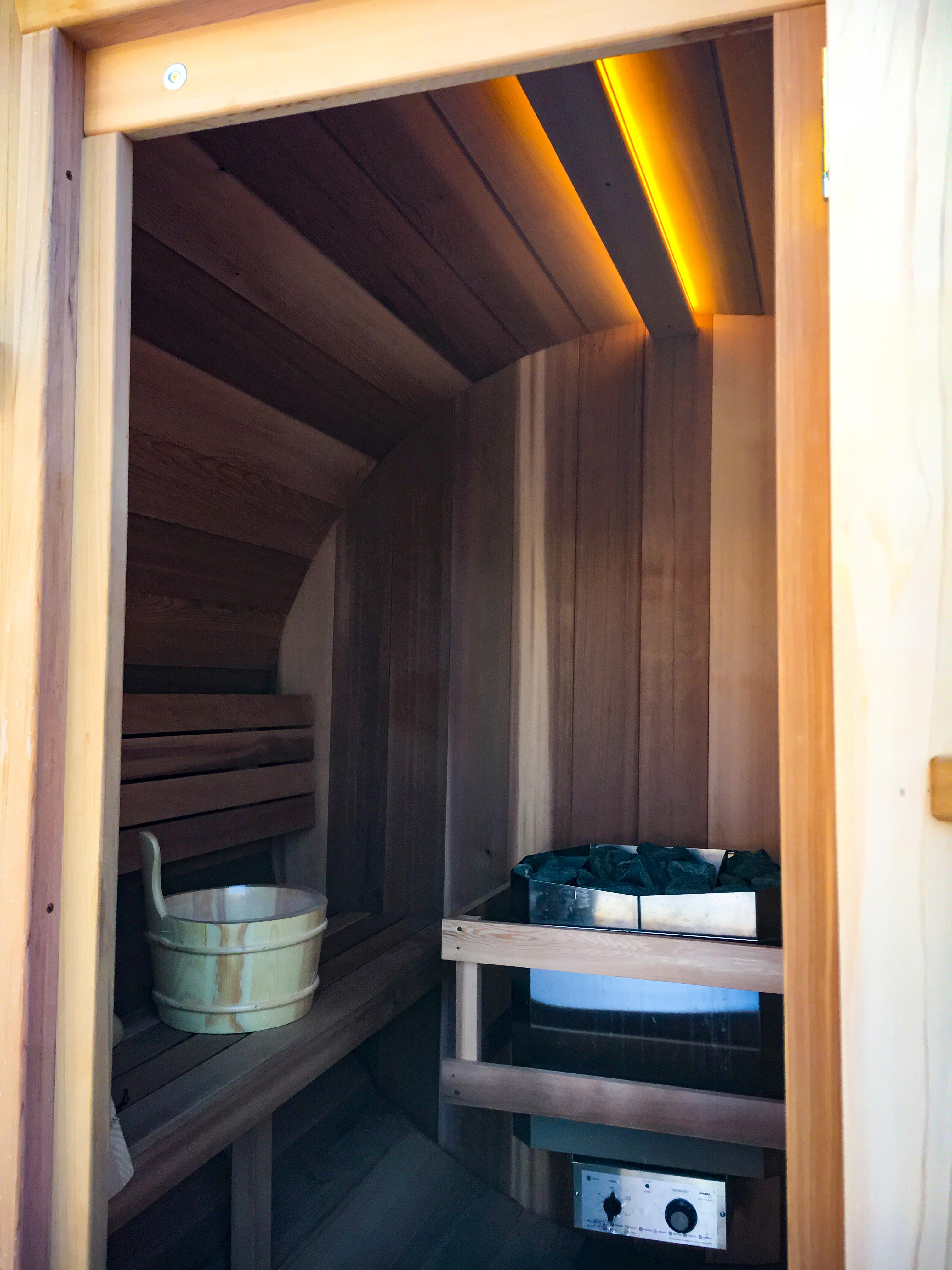 Luxury Home Sauna Cedardirect Com: Custom Home, Furniture And Door Builder